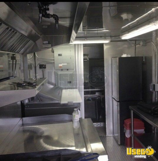 1998 Chevy All-purpose Food Truck Propane Tank Ontario Diesel Engine for Sale - 6