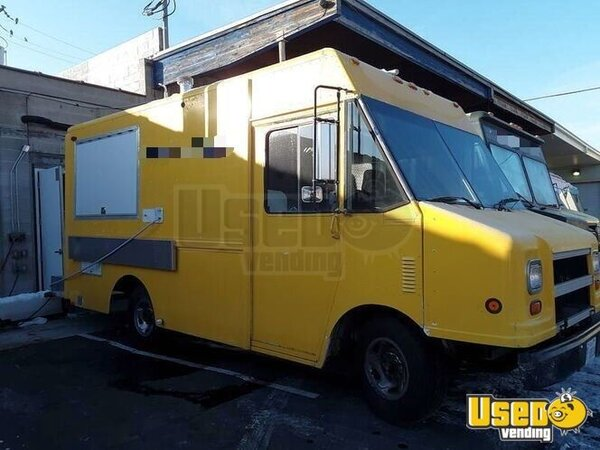 1998 Chevy P30 All-purpose Food Truck Utah for Sale