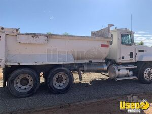 1998 Cl 613 Dump Truck Mack Dump Truck Bluetooth California for Sale