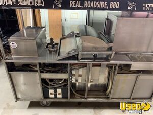 1998 Class B Franchisee Food Cart Flat Grill Idaho for Sale