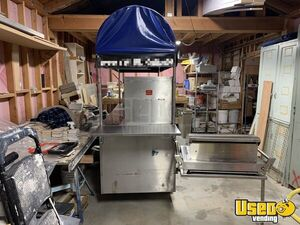 1998 Class B Franchisee Food Cart Handwash Sink Idaho for Sale