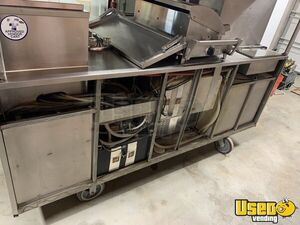1998 Class B Franchisee Food Cart Propane Tanks Idaho for Sale