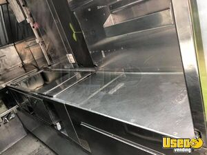 1998 Concession Trailer Diamond Plated Aluminum Flooring Pennsylvania for Sale