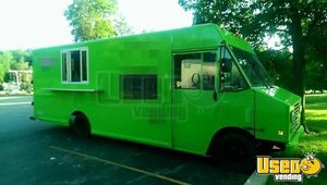 1998 Diesel P30 Step Van Kitchen Food Truck All-purpose Food Truck Missouri for Sale