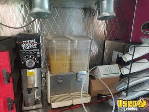 1998 Express 3500 Beverage Truck Coffee & Beverage Truck Exhaust Hood Kansas for Sale