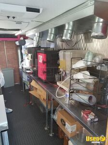 1998 Express 3500 Beverage Truck Coffee & Beverage Truck Reach-in Upright Cooler Kansas for Sale