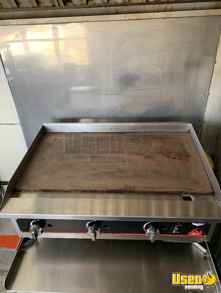 1998 Freight M Line All-purpose Food Truck Exhaust Hood North Carolina Diesel Engine for Sale - 11