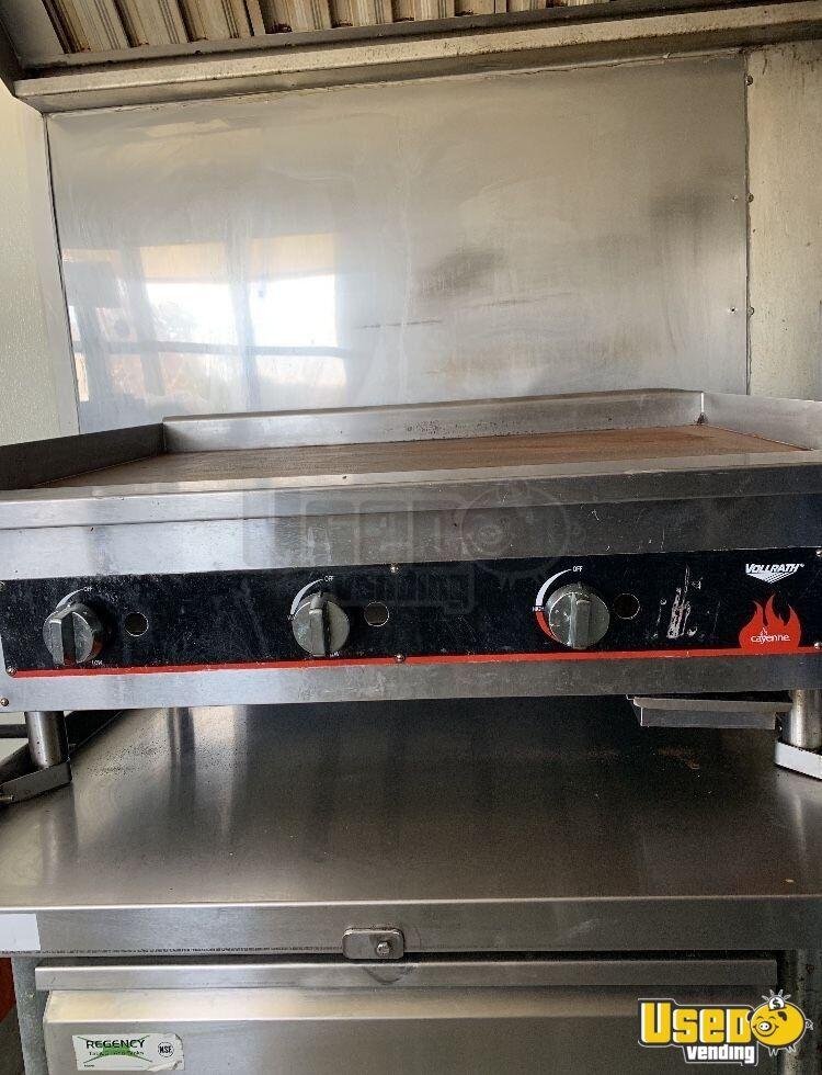 1998 Freight M Line All-purpose Food Truck Prep Station Cooler North Carolina Diesel Engine for Sale - 8