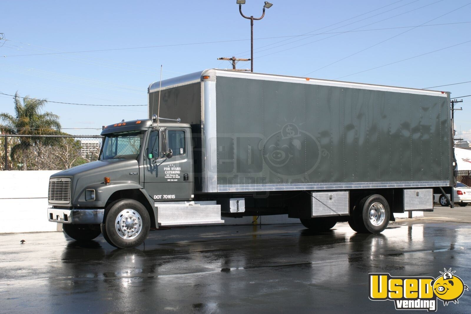 Freightliner Food Truck in California for Sale!!!