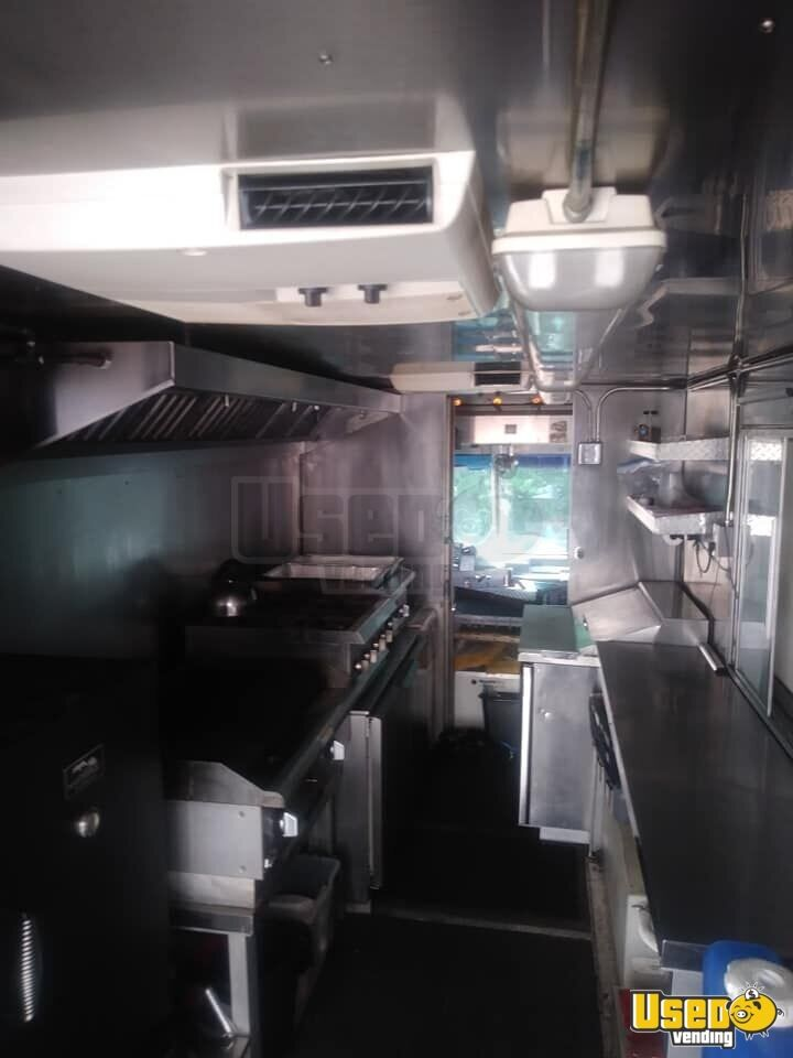 1998 Freightliner Utilimaster Step Van All-purpose Food Truck Air Conditioning Tennessee Diesel Engine for Sale - 2