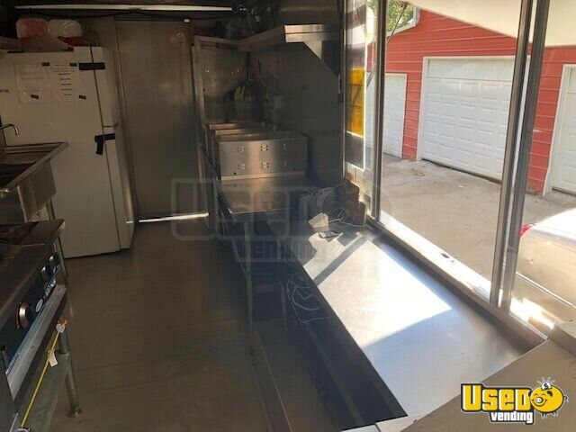 1998 Gmc All-purpose Food Truck Exterior Customer Counter Tennessee Gas Engine for Sale - 7