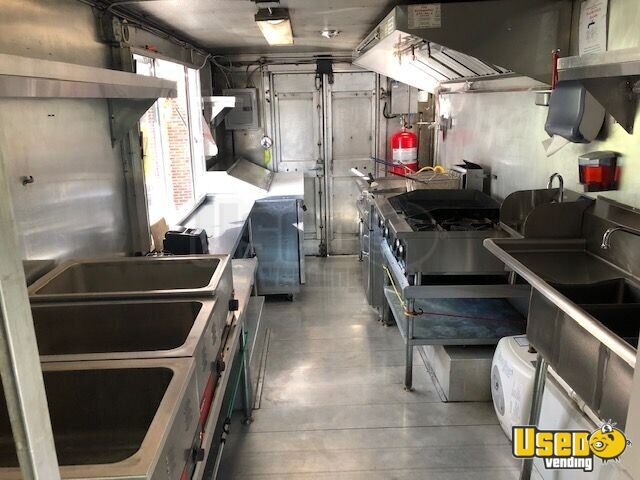 1998 Gmc All-purpose Food Truck Insulated Walls Tennessee Gas Engine for Sale - 6