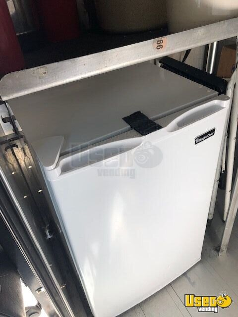 1998 Gmc All-purpose Food Truck Prep Station Cooler Tennessee Gas Engine for Sale - 12