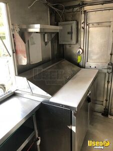 1998 Gmc All-purpose Food Truck Upright Freezer Tennessee Gas Engine for Sale