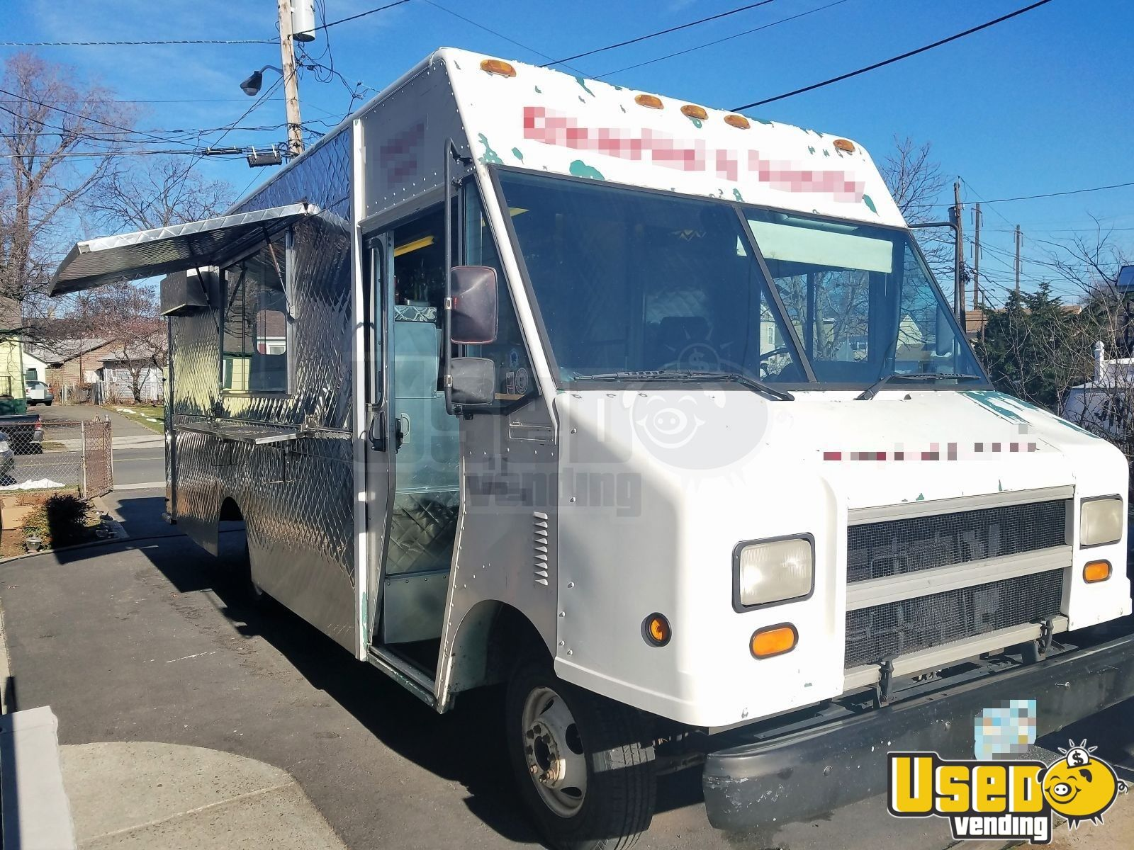 GMC Food Truck | Mobile Kitchen for Sale in New Jersey