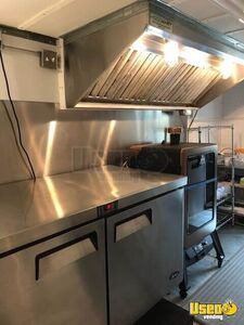 1998 P30 Barbecue Food Truck Barbecue Food Truck Bbq Smoker Oklahoma Gas Engine for Sale