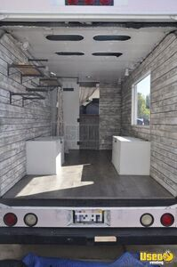 1998 P30 Step Van Mobile Boutique Trailer Diamond Plated Aluminum Flooring California Gas Engine for Sale