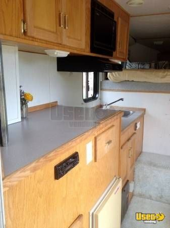 1998 Trail's West All-purpose Food Trailer Cabinets Colorado for Sale