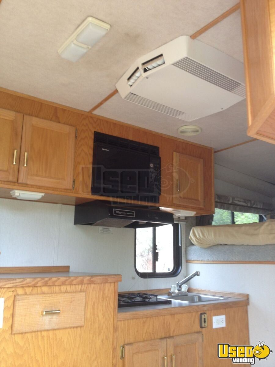 1998 Trail's West All-purpose Food Trailer Stovetop Colorado for Sale - 10