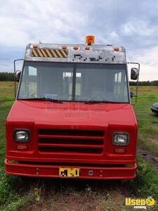 1998 Utilimaster Ice Cream Truck Ice Cream Truck Backup Camera Alberta Gas Engine for Sale
