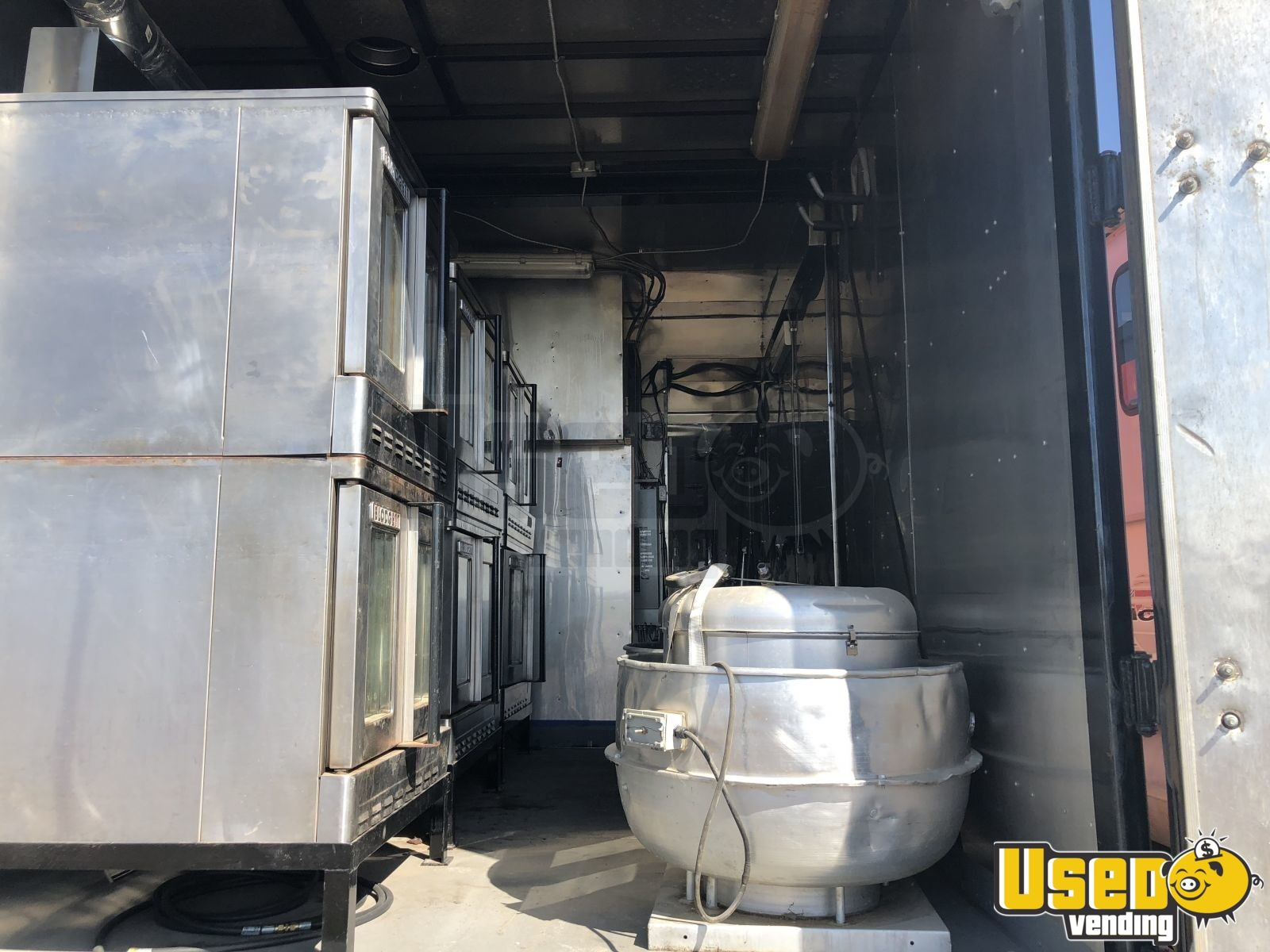 1999, 2008 Kentucky All-purpose Food Trailer Awning Oklahoma Diesel Engine for Sale - 7