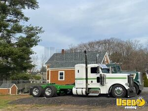 1999 379 Sleeper Cab Semi Truck Peterbilt Semi Truck Massachusetts for Sale