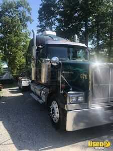 1999 4900ex Tractor Western Star Semi Truck Microwave North Carolina for Sale