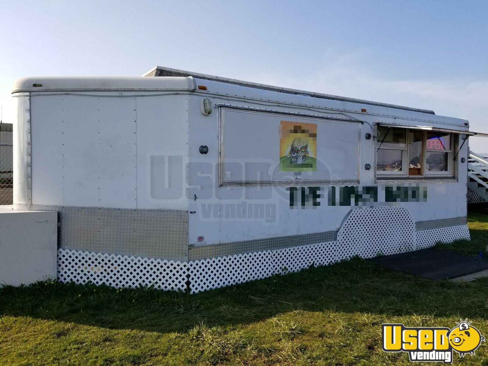 1999 All-purpose Food Trailer Concession Window Oregon for Sale - 2