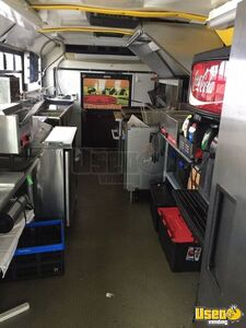 1999 All-purpose Food Truck Air Conditioning Kansas Diesel Engine for Sale