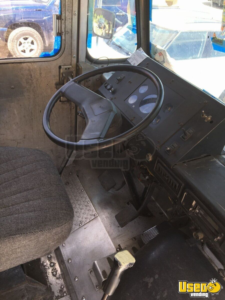 1999 All-purpose Food Truck Exhaust Fan Colorado Diesel Engine for Sale - 16