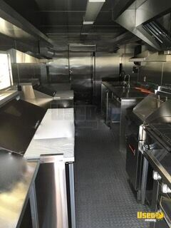 1999 All-purpose Food Truck Propane Tank Colorado Diesel Engine for Sale - 5