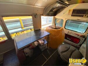 1999 Bluebird Bustaurant Food Truck All-purpose Food Truck Hand-washing Sink Utah for Sale