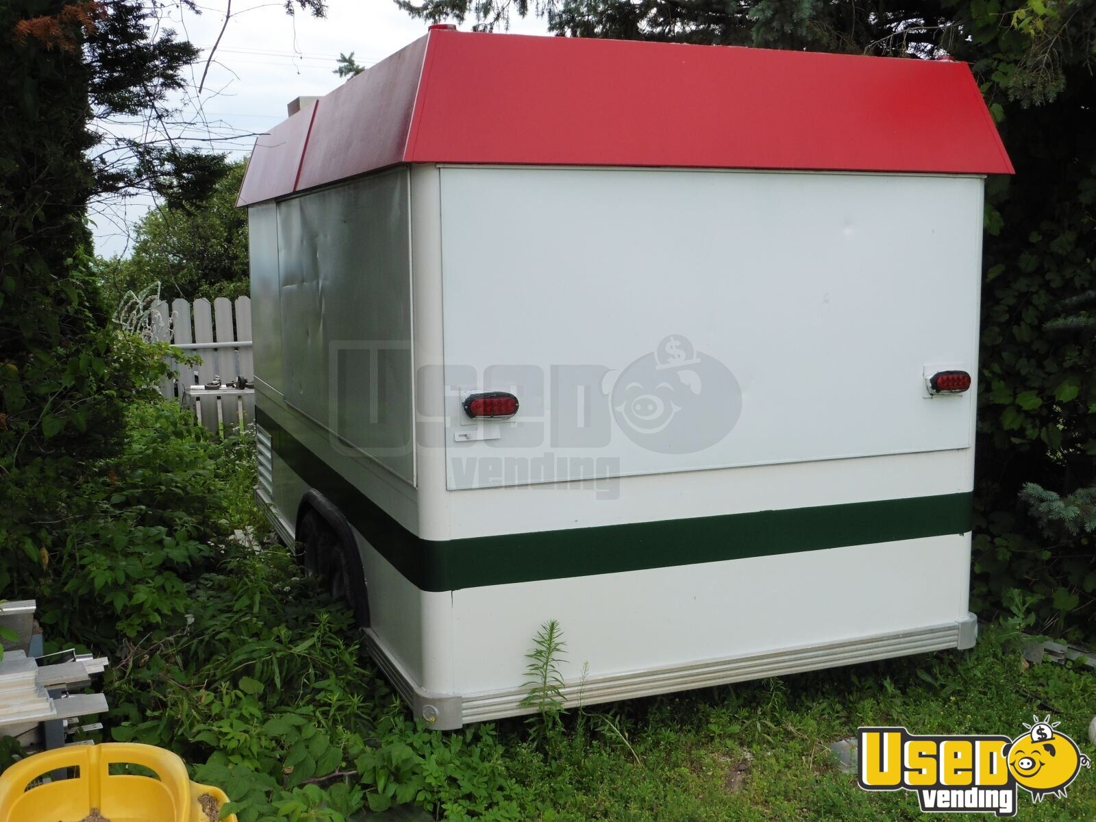 1999 Century All-purpose Food Trailer Concession Window Vermont for Sale - 2