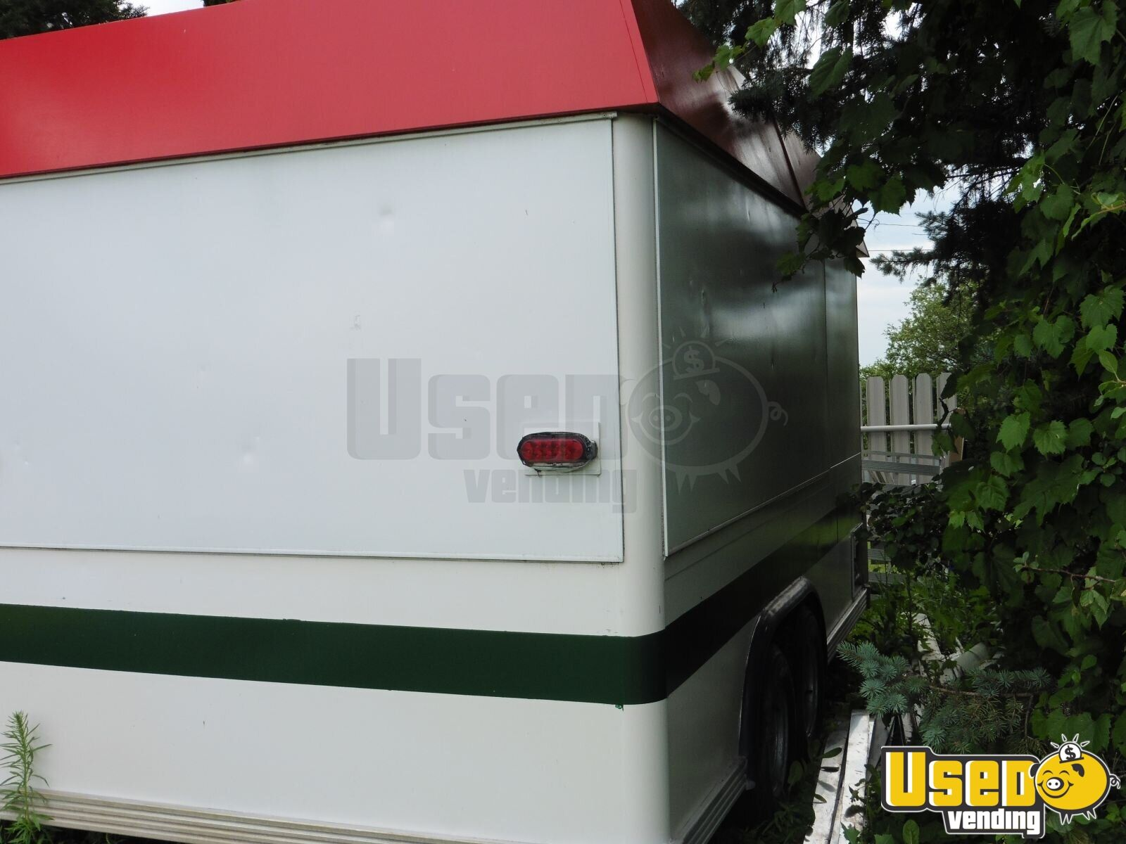 1999 Century All-purpose Food Trailer Propane Tank Vermont for Sale - 4