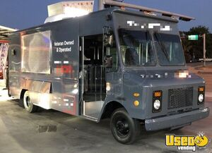 1999 Chev Step Van All-purpose Food Truck Air Conditioning New Jersey Gas Engine for Sale