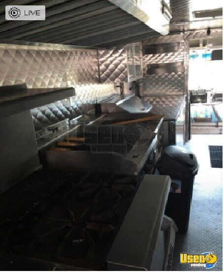 1999 Chevrolet All-purpose Food Truck Coffee Machine New Jersey for Sale - 13