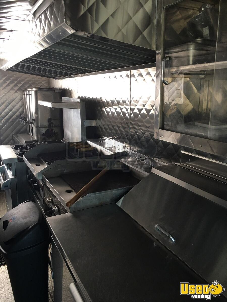 1999 Chevrolet All-purpose Food Truck Flatgrill New Jersey for Sale - 11