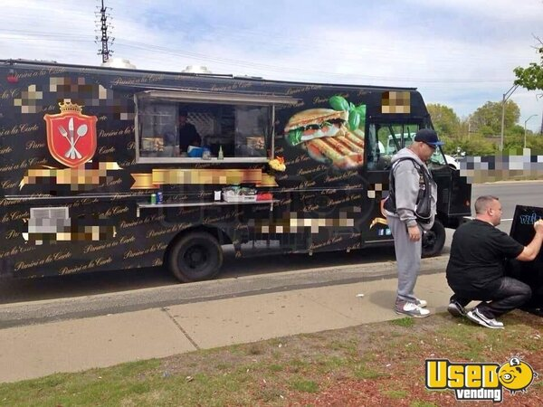 1999 Chevrolet Food Truck New Jersey for Sale