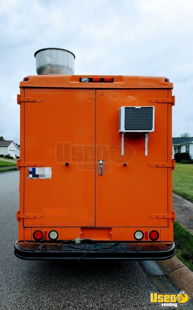 1999 Chevrolet P30 All-purpose Food Truck Air Conditioning Indiana Gas Engine for Sale - 2