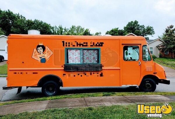 1999 Chevrolet P30 All-purpose Food Truck Indiana Gas Engine for Sale