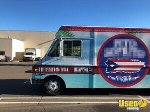 1999 Chevrolet P30 Step Van All-purpose Food Truck Diamond Plated Aluminum Flooring Connecticut Diesel Engine for Sale