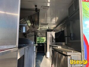 1999 Chevrolet P30 Step Van All-purpose Food Truck Refrigerator Connecticut Diesel Engine for Sale