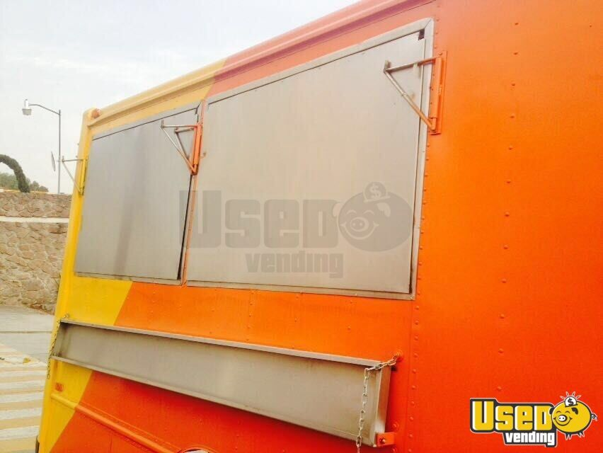 1999 Chevy All-purpose Food Truck Cabinets Florida Gas Engine for Sale - 3
