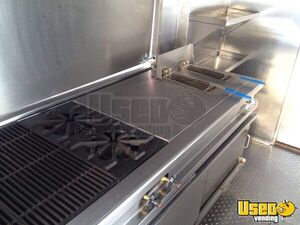 1999 Chevy All-purpose Food Truck Diamond Plated Aluminum Flooring Florida Gas Engine for Sale