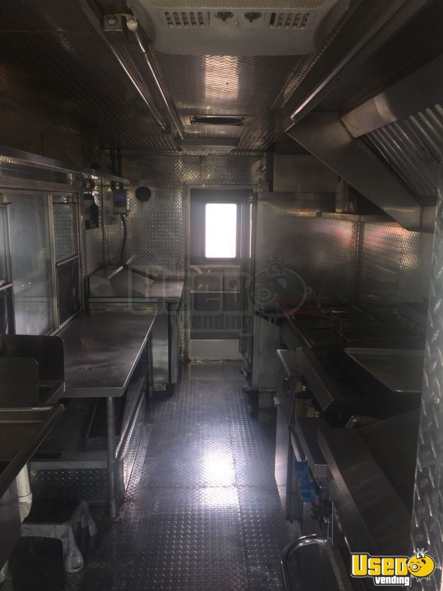 1999 Chevy Grumman All-purpose Food Truck Awning District Of Columbia Diesel Engine for Sale - 6
