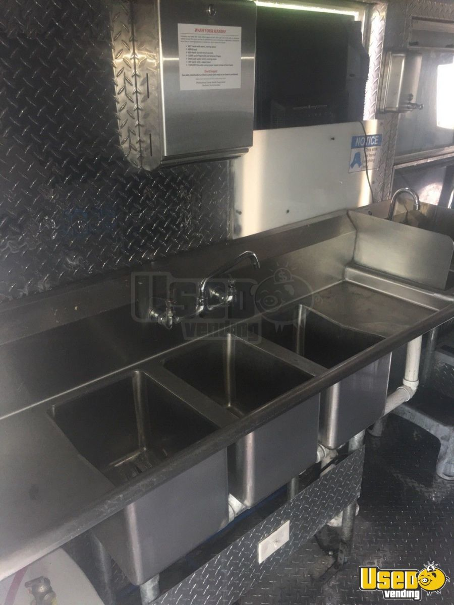 1999 Chevy Grumman All-purpose Food Truck Backup Camera District Of Columbia Diesel Engine for Sale - 8
