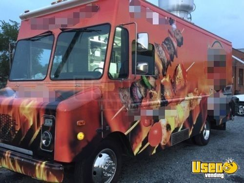 1999 Chevy Grumman All-purpose Food Truck District Of Columbia Diesel Engine for Sale
