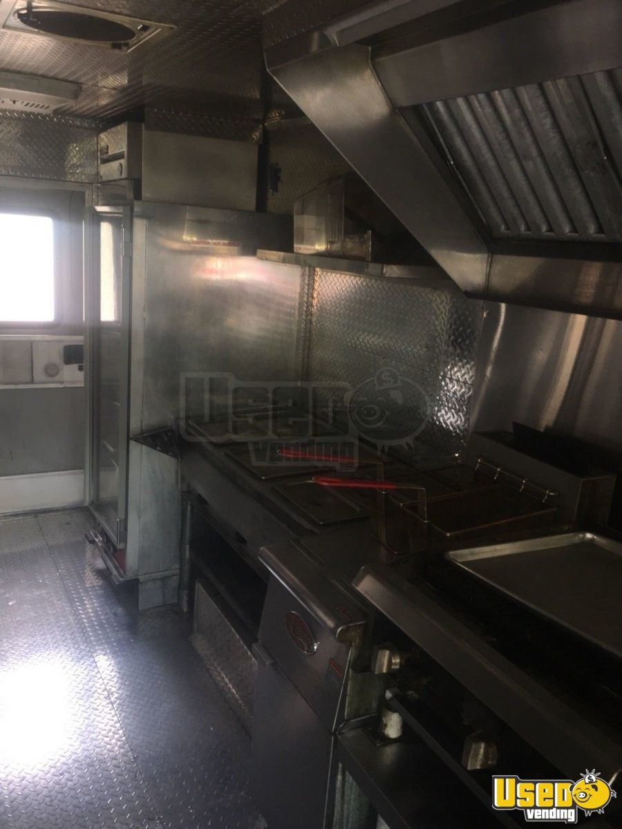 1999 Chevy Grumman All-purpose Food Truck Stovetop District Of Columbia Diesel Engine for Sale - 11