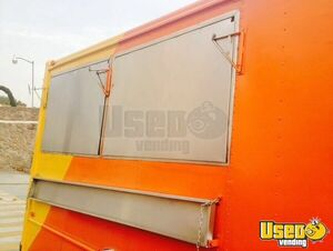 1999 Custom-built Kitchen Food Truck All-purpose Food Truck Cabinets Florida Gas Engine for Sale