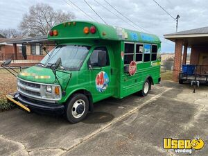 1999 Express Ice Cream Truck Ice Cream Truck Air Conditioning Georgia Gas Engine for Sale